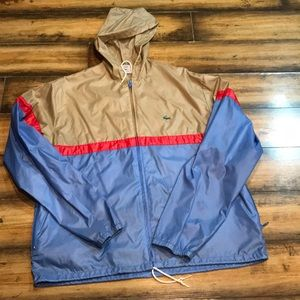 Lacoste Windbreaker Large